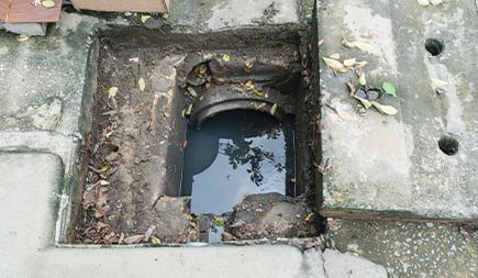 Blocked Drain Problems
