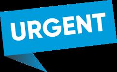 urgent logo