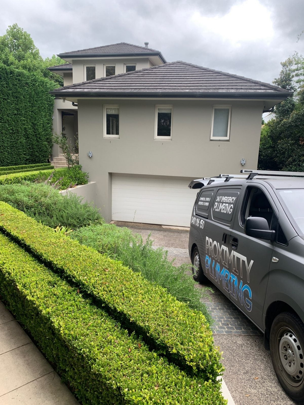 Vaucluse-Trenchless-Pipe-Relining-Project