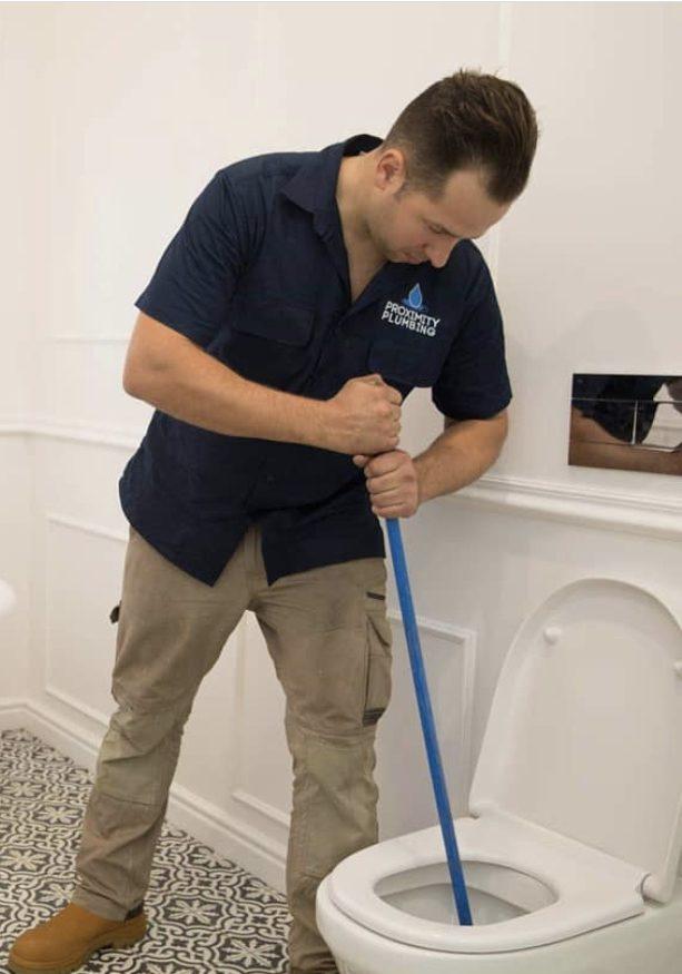 Leaking Toilets
