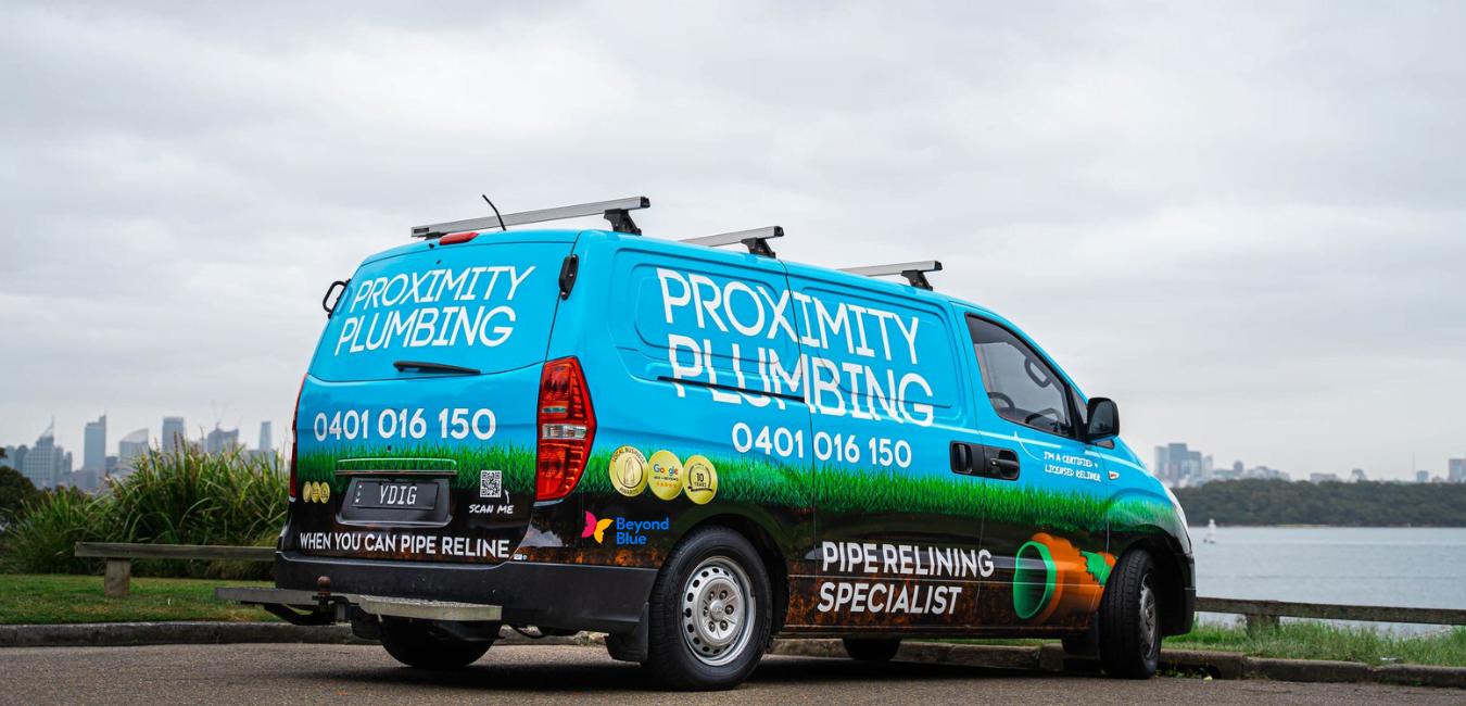 Proximity Plumbing Vans